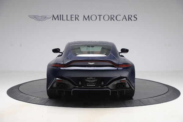 New 2020 Aston Martin Vantage Coupe for sale $177,481 at Maserati of Greenwich in Greenwich CT 06830 5