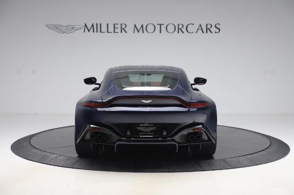 New 2020 Aston Martin Vantage for sale $177,481 at Maserati of Greenwich in Greenwich CT 06830 5