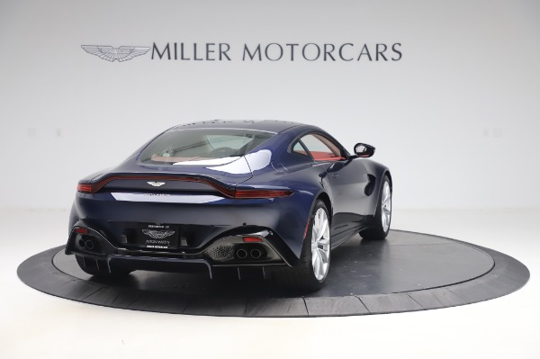 New 2020 Aston Martin Vantage Coupe for sale $177,481 at Maserati of Greenwich in Greenwich CT 06830 6