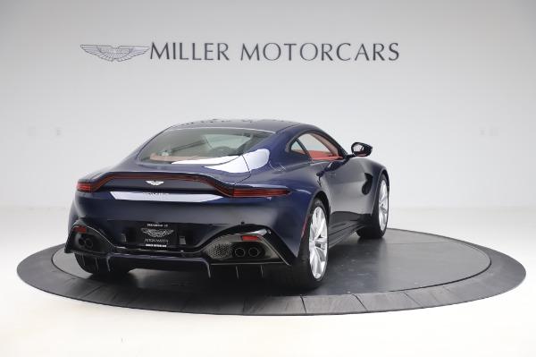 New 2020 Aston Martin Vantage for sale $177,481 at Maserati of Greenwich in Greenwich CT 06830 6
