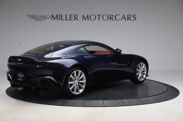 New 2020 Aston Martin Vantage Coupe for sale $177,481 at Maserati of Greenwich in Greenwich CT 06830 7