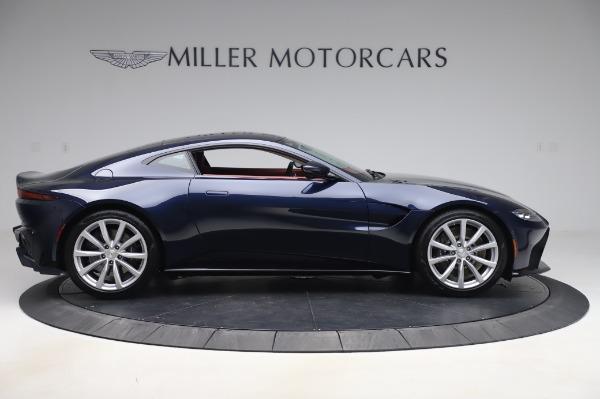New 2020 Aston Martin Vantage for sale $177,481 at Maserati of Greenwich in Greenwich CT 06830 8