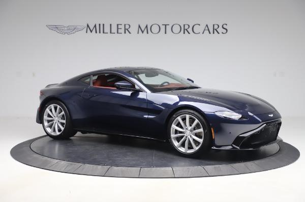 New 2020 Aston Martin Vantage for sale $177,481 at Maserati of Greenwich in Greenwich CT 06830 9