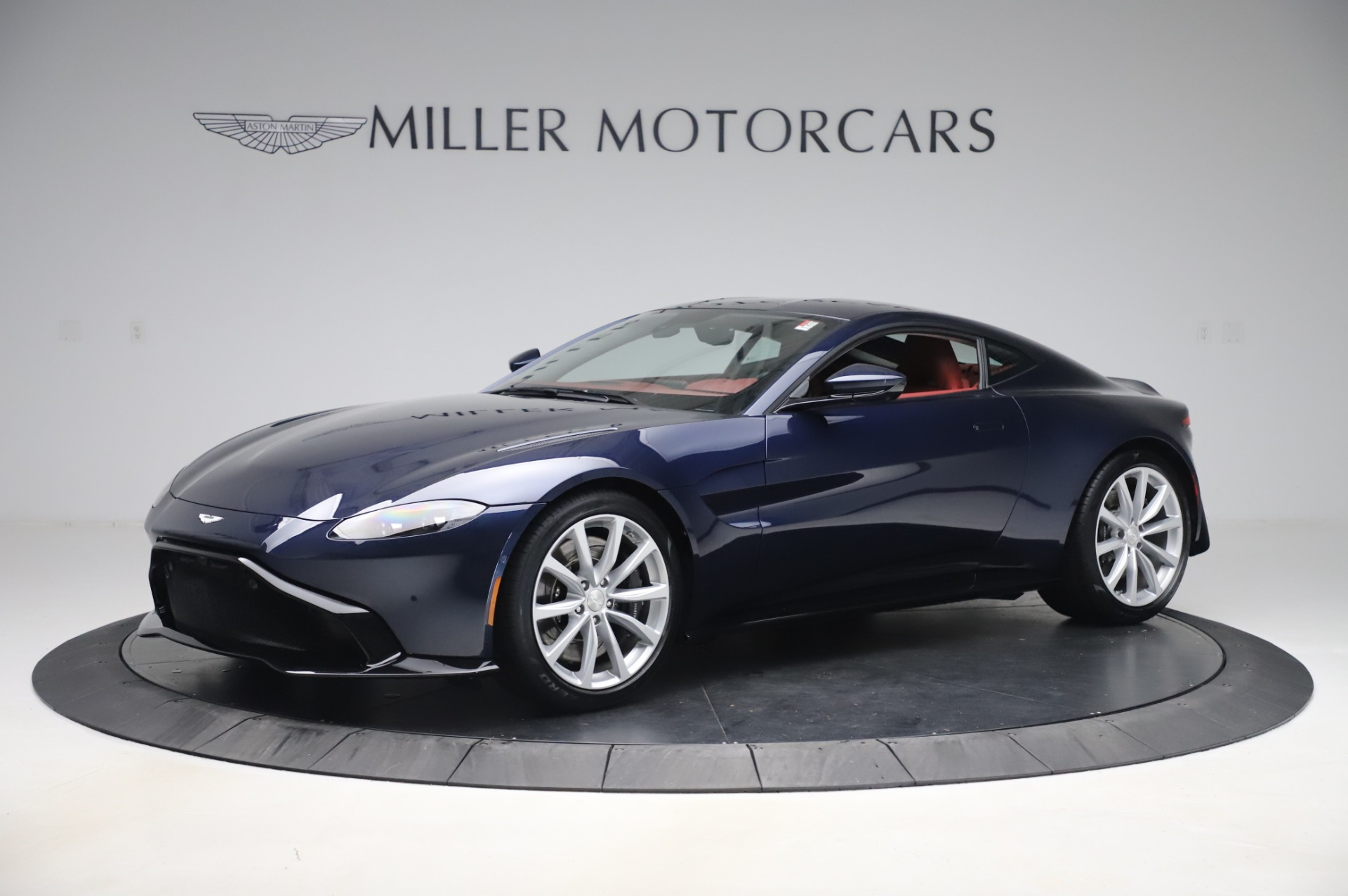New 2020 Aston Martin Vantage Coupe for sale $177,481 at Maserati of Greenwich in Greenwich CT 06830 1