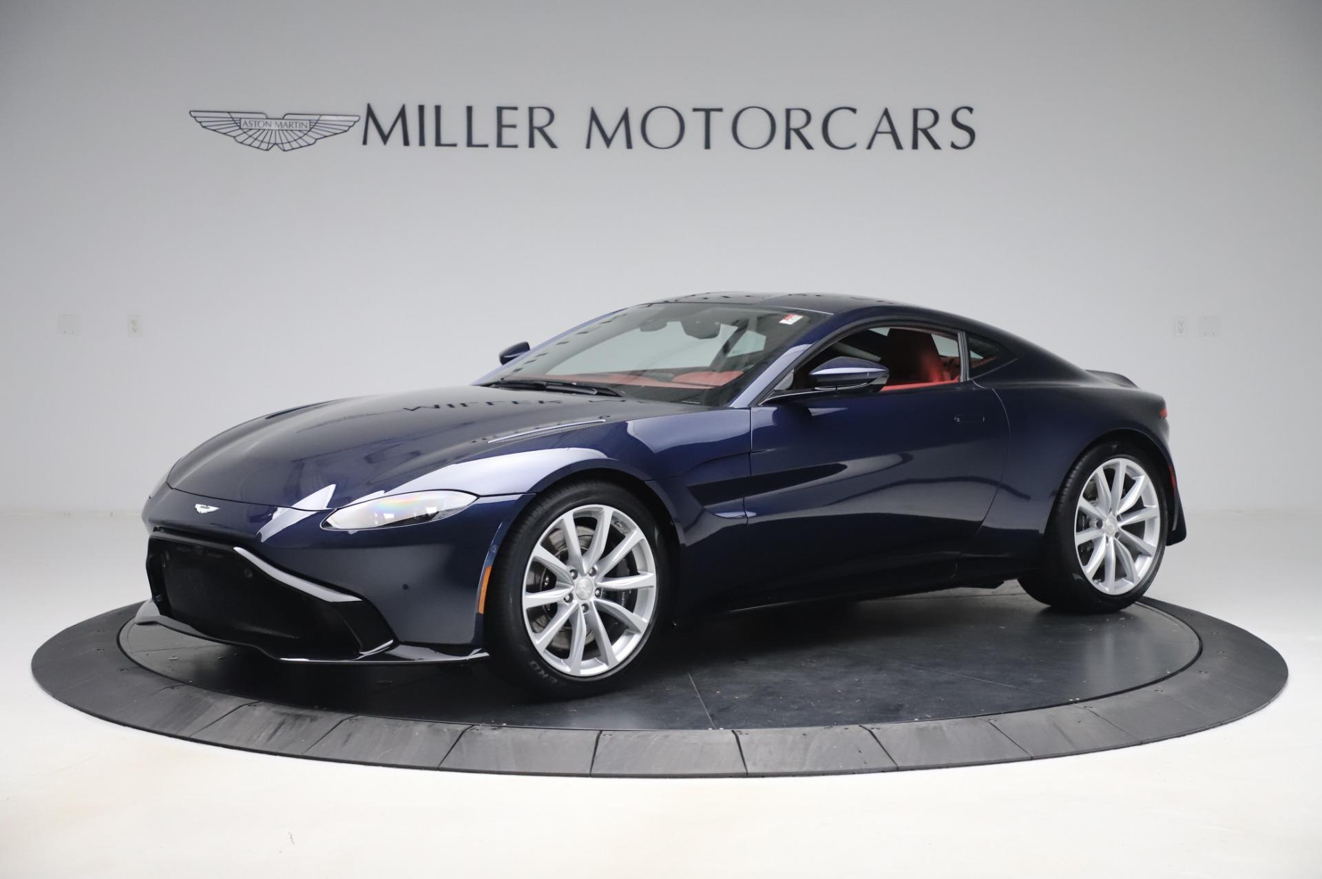 New 2020 Aston Martin Vantage for sale $177,481 at Maserati of Greenwich in Greenwich CT 06830 1