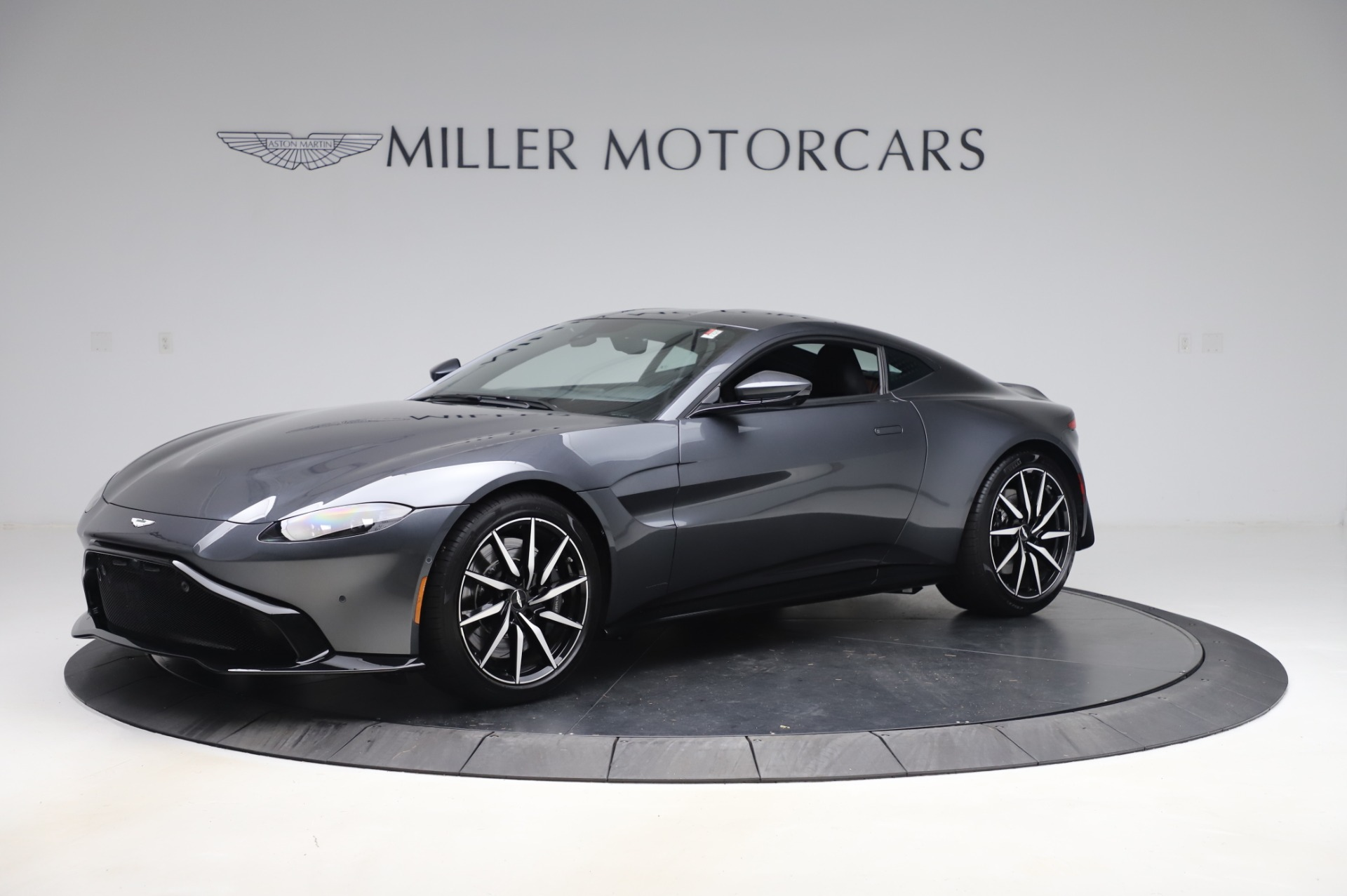 New 2020 Aston Martin Vantage Coupe for sale Sold at Maserati of Greenwich in Greenwich CT 06830 1