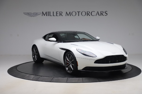 New 2020 Aston Martin DB11 V8 Coupe for sale $233,266 at Maserati of Greenwich in Greenwich CT 06830 10