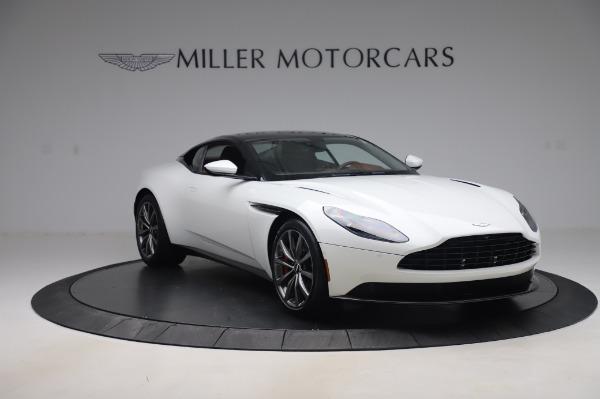 New 2020 Aston Martin DB11 V8 for sale $233,266 at Maserati of Greenwich in Greenwich CT 06830 10