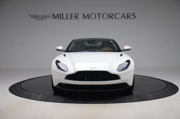 New 2020 Aston Martin DB11 V8 Coupe for sale $233,266 at Maserati of Greenwich in Greenwich CT 06830 11