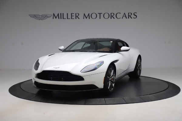 New 2020 Aston Martin DB11 V8 Coupe for sale $233,266 at Maserati of Greenwich in Greenwich CT 06830 12