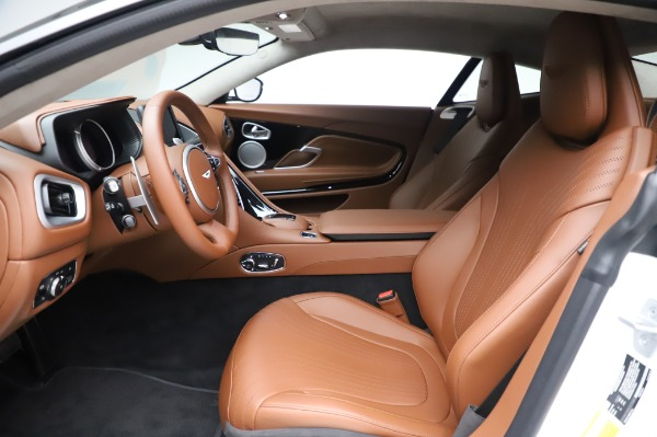 New 2020 Aston Martin DB11 V8 Coupe for sale $233,266 at Maserati of Greenwich in Greenwich CT 06830 13