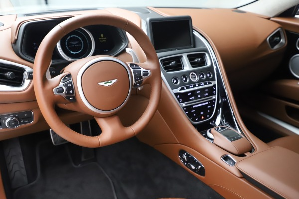 New 2020 Aston Martin DB11 V8 Coupe for sale $233,266 at Maserati of Greenwich in Greenwich CT 06830 14