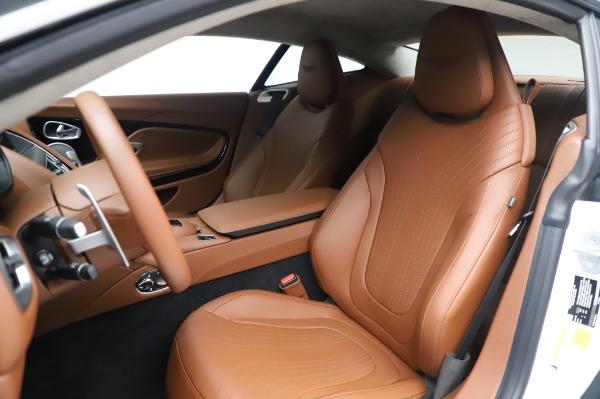 New 2020 Aston Martin DB11 V8 for sale $233,266 at Maserati of Greenwich in Greenwich CT 06830 15
