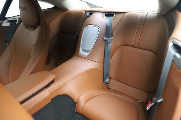 New 2020 Aston Martin DB11 V8 for sale $233,266 at Maserati of Greenwich in Greenwich CT 06830 16