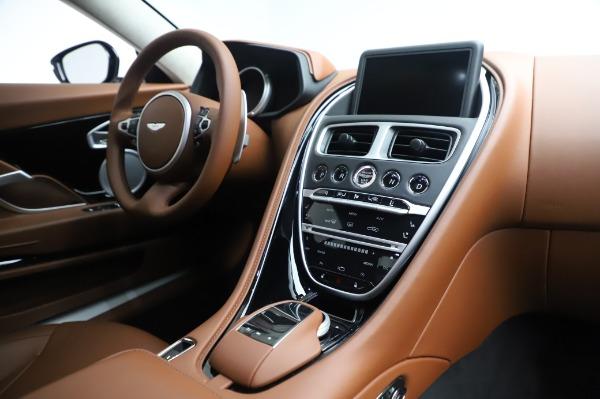 New 2020 Aston Martin DB11 V8 for sale $233,266 at Maserati of Greenwich in Greenwich CT 06830 18