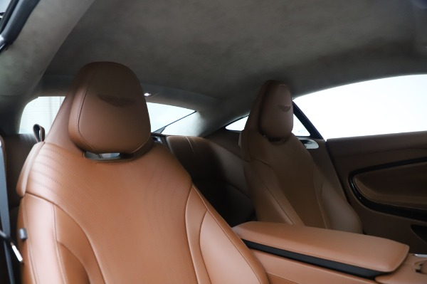 New 2020 Aston Martin DB11 V8 for sale $233,266 at Maserati of Greenwich in Greenwich CT 06830 19