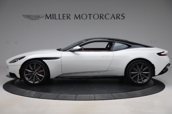 New 2020 Aston Martin DB11 V8 Coupe for sale $233,266 at Maserati of Greenwich in Greenwich CT 06830 2