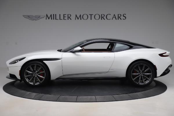 New 2020 Aston Martin DB11 V8 for sale $233,266 at Maserati of Greenwich in Greenwich CT 06830 2