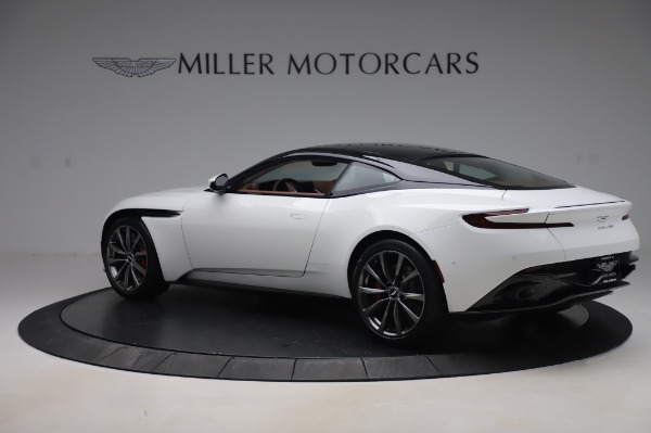 New 2020 Aston Martin DB11 V8 Coupe for sale $233,266 at Maserati of Greenwich in Greenwich CT 06830 3