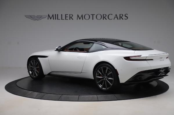 New 2020 Aston Martin DB11 V8 for sale $233,266 at Maserati of Greenwich in Greenwich CT 06830 3