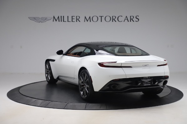 New 2020 Aston Martin DB11 V8 Coupe for sale $233,266 at Maserati of Greenwich in Greenwich CT 06830 4