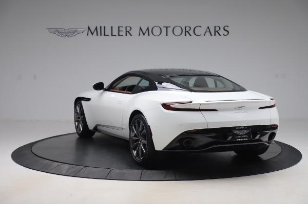 New 2020 Aston Martin DB11 V8 for sale $233,266 at Maserati of Greenwich in Greenwich CT 06830 4