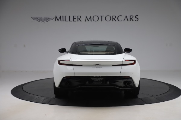 New 2020 Aston Martin DB11 V8 Coupe for sale $233,266 at Maserati of Greenwich in Greenwich CT 06830 5