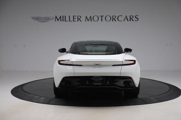 New 2020 Aston Martin DB11 V8 for sale $233,266 at Maserati of Greenwich in Greenwich CT 06830 5