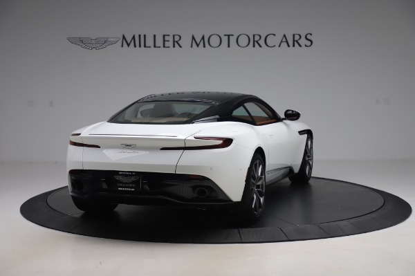 New 2020 Aston Martin DB11 V8 Coupe for sale $233,266 at Maserati of Greenwich in Greenwich CT 06830 6