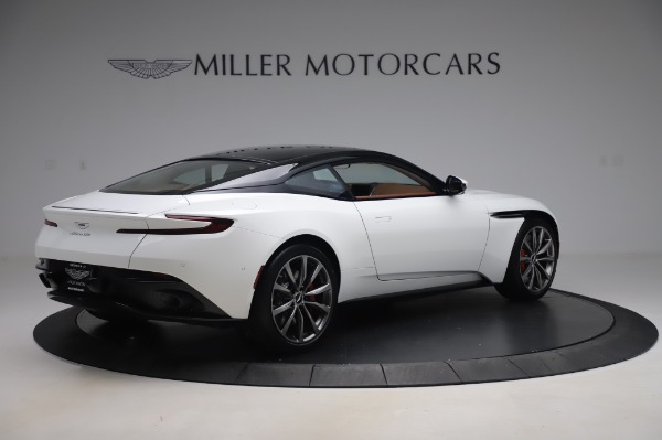 New 2020 Aston Martin DB11 V8 Coupe for sale $233,266 at Maserati of Greenwich in Greenwich CT 06830 7