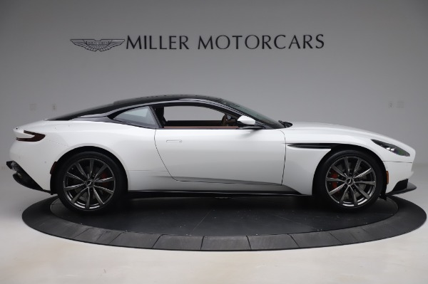 New 2020 Aston Martin DB11 V8 Coupe for sale $233,266 at Maserati of Greenwich in Greenwich CT 06830 8