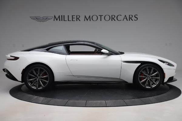 New 2020 Aston Martin DB11 V8 for sale $233,266 at Maserati of Greenwich in Greenwich CT 06830 8