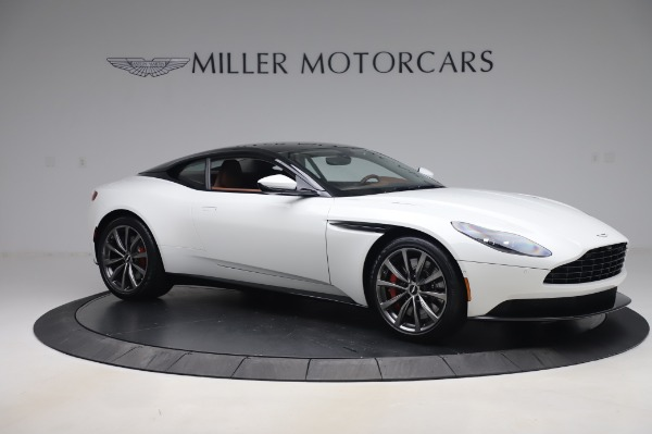 New 2020 Aston Martin DB11 V8 Coupe for sale $233,266 at Maserati of Greenwich in Greenwich CT 06830 9