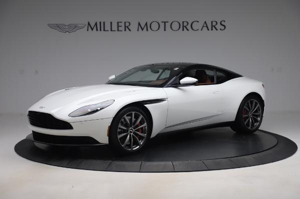 New 2020 Aston Martin DB11 V8 for sale $233,266 at Maserati of Greenwich in Greenwich CT 06830 1