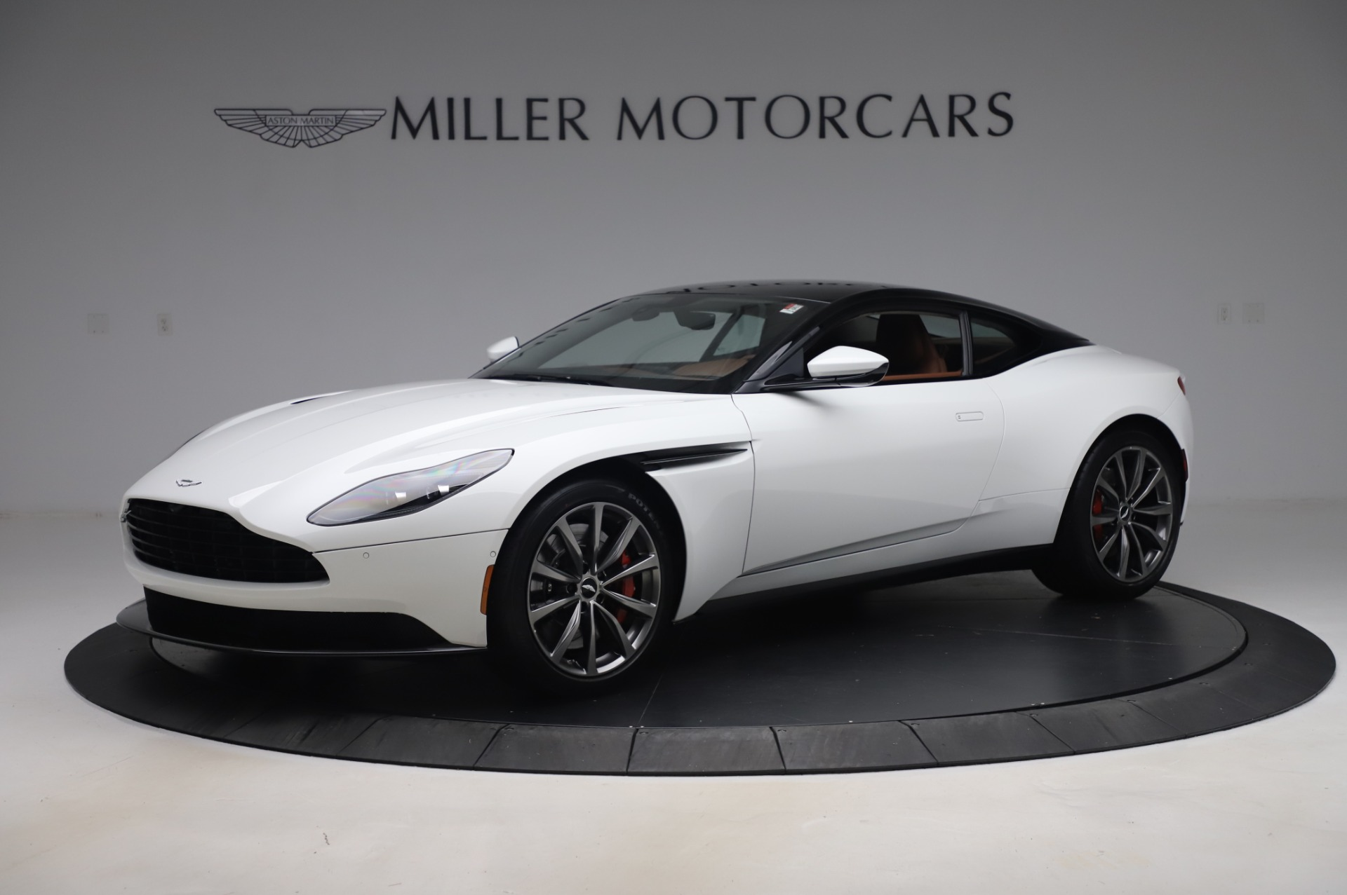 New 2020 Aston Martin DB11 V8 Coupe for sale $233,266 at Maserati of Greenwich in Greenwich CT 06830 1