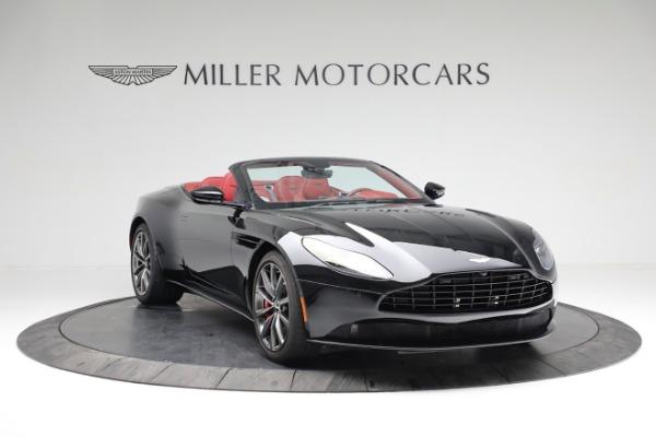 New 2020 Aston Martin DB11 Volante Convertible for sale $247,386 at Maserati of Greenwich in Greenwich CT 06830 10