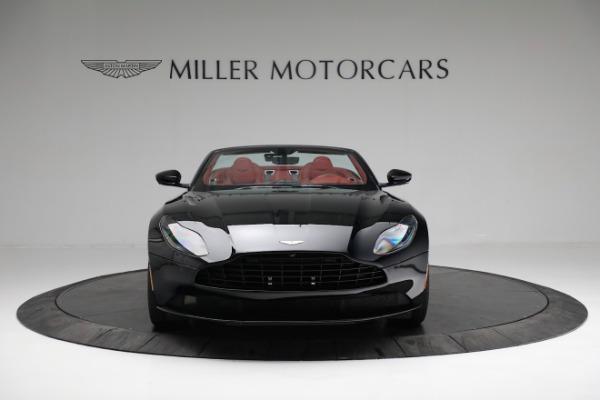 New 2020 Aston Martin DB11 Volante Convertible for sale $247,386 at Maserati of Greenwich in Greenwich CT 06830 11