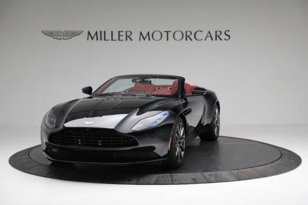 New 2020 Aston Martin DB11 Volante Convertible for sale $247,386 at Maserati of Greenwich in Greenwich CT 06830 12