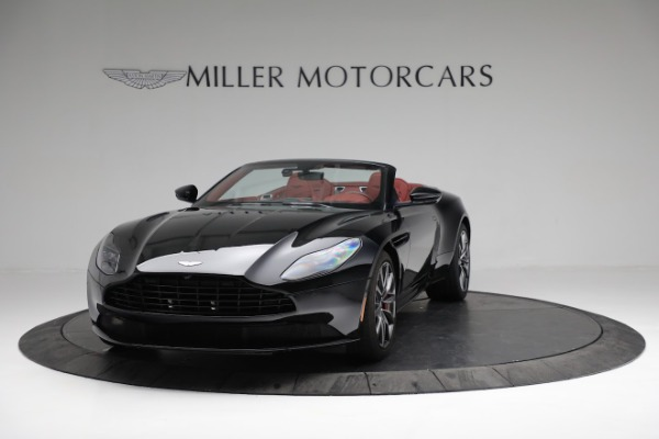 New 2020 Aston Martin DB11 Volante Convertible for sale $247,386 at Maserati of Greenwich in Greenwich CT 06830 13