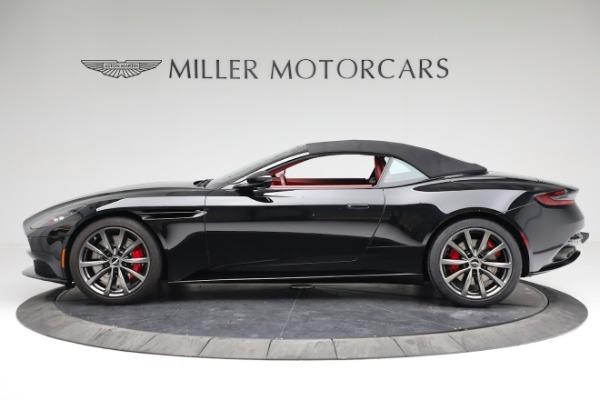 New 2020 Aston Martin DB11 Volante Convertible for sale $247,386 at Maserati of Greenwich in Greenwich CT 06830 14