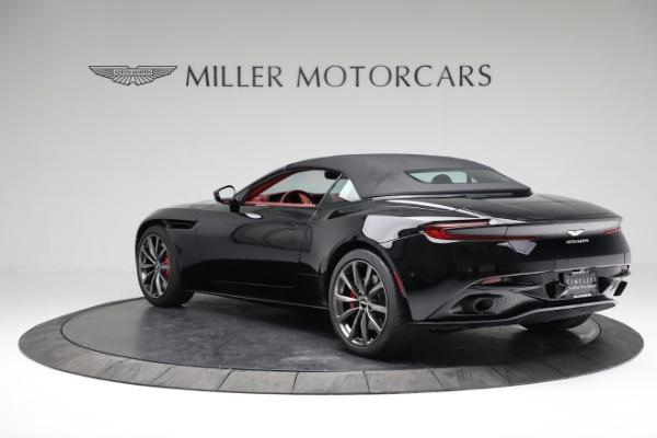 New 2020 Aston Martin DB11 Volante Convertible for sale $247,386 at Maserati of Greenwich in Greenwich CT 06830 15