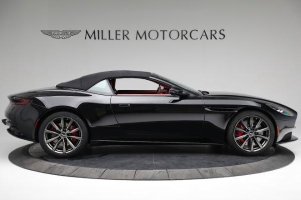 New 2020 Aston Martin DB11 Volante Convertible for sale $247,386 at Maserati of Greenwich in Greenwich CT 06830 17