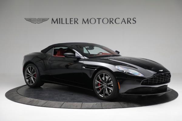 New 2020 Aston Martin DB11 Volante Convertible for sale $247,386 at Maserati of Greenwich in Greenwich CT 06830 18