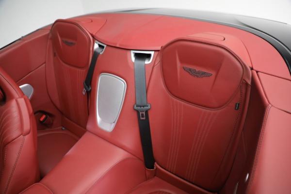 New 2020 Aston Martin DB11 Volante Convertible for sale $247,386 at Maserati of Greenwich in Greenwich CT 06830 22