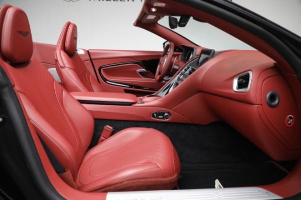 New 2020 Aston Martin DB11 Volante Convertible for sale $247,386 at Maserati of Greenwich in Greenwich CT 06830 25