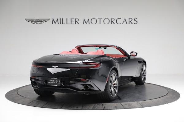 New 2020 Aston Martin DB11 Volante Convertible for sale $247,386 at Maserati of Greenwich in Greenwich CT 06830 6