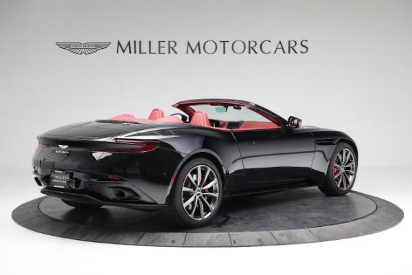 New 2020 Aston Martin DB11 Volante Convertible for sale $247,386 at Maserati of Greenwich in Greenwich CT 06830 7