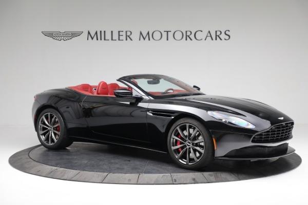 New 2020 Aston Martin DB11 Volante Convertible for sale $247,386 at Maserati of Greenwich in Greenwich CT 06830 9