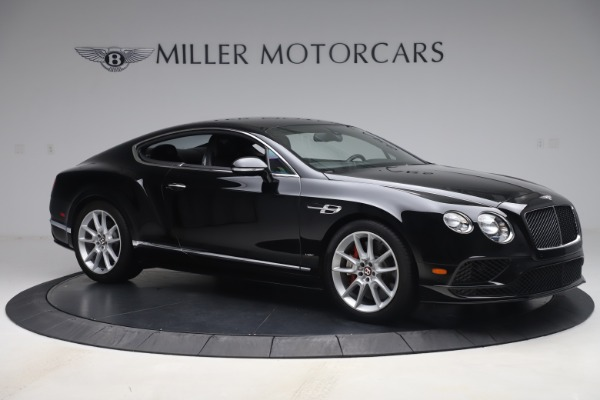 Used 2016 Bentley Continental GT V8 S for sale $127,900 at Maserati of Greenwich in Greenwich CT 06830 10