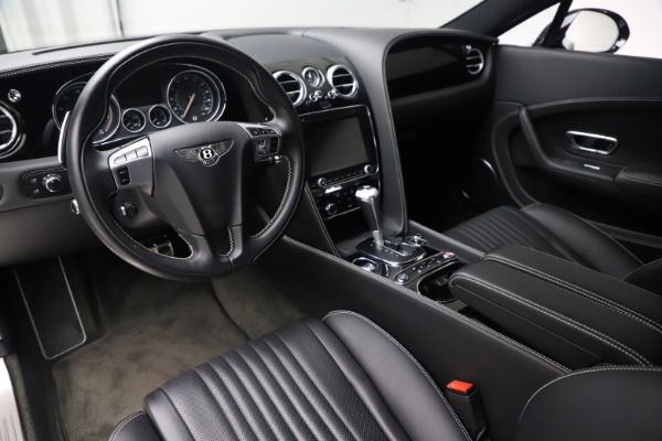 Used 2016 Bentley Continental GT V8 S for sale $127,900 at Maserati of Greenwich in Greenwich CT 06830 13